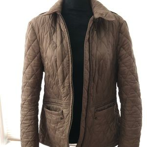 Burberry Quilted Jacked